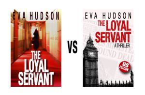 The Loyal Servant UK vs US cover