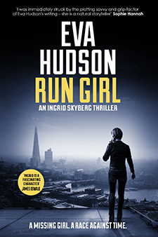 Run Girl by Eva Hudson