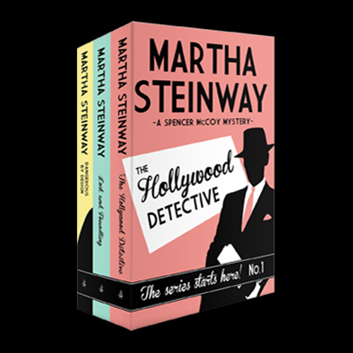 Hollywood Detective box set