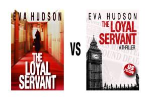 The Loyal Servant UK vs US cover