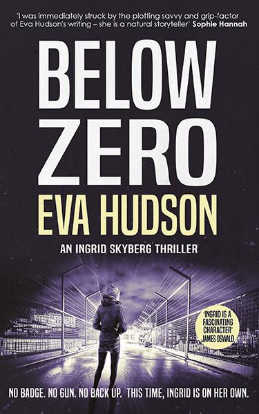 Below Zero cover