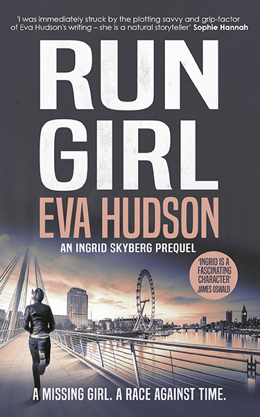 Run Girl cover