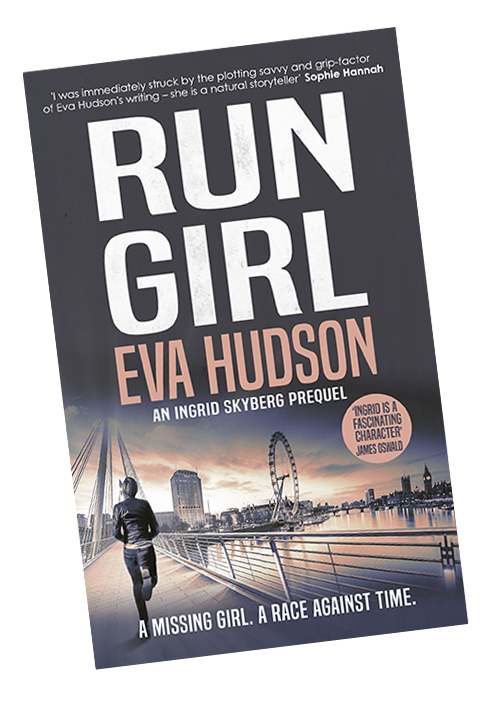 Run Girl cover